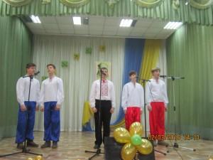 Відкриття декади української мови та літератури